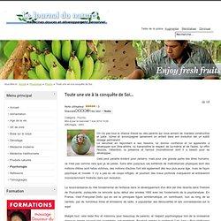 JDN - Journal Du Naturel (nouvelle version) - Toute une vie à la conquête de Soi...