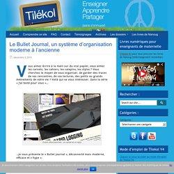 Le Bullet Journal, un système d'organisation moderne à l'ancienne