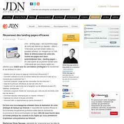 Le Journal du Net - Premium : Réussissez des landing pages efficaces