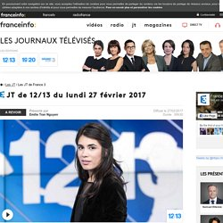 Actualités - FRANCE 3 : info en direct, jt, politique, économie, société... - France 3
