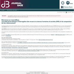 JournalBase V6.2