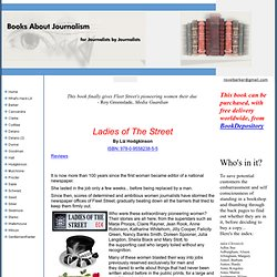 Books About Journalism, Ladies of The Street by Liz Hodgkinson, Revel Barker Publishing