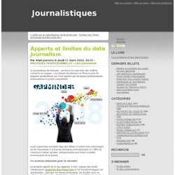 Apports et limites du data journalism