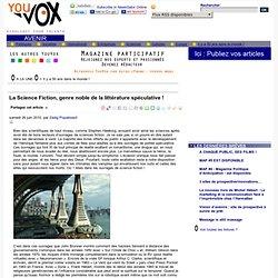 FuturHebdo / YouVox Avenir: le magazine de notre avenir immédia