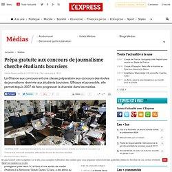 Prépa gratuite aux concours de journalisme cherche étudiants boursiers