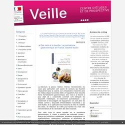 Des mots à la bouche. Le journalisme gastronomique en France, Sidonie Naulin