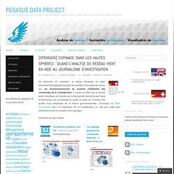 [OpenData] Copinage au gouvernement : quand l'analyse de réseau vient en aide au journalisme d'investigation