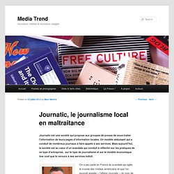 Journatic, le journalisme local en maltraitance