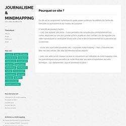 Journalisme & mindmapping