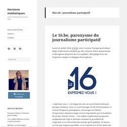 journalisme participatif