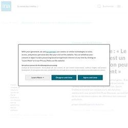 David Dufresne : « Le journalisme, c'est un sale métier qu'on peut faire proprement »