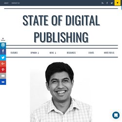 A Day In The Life of a Data Journalist - Idrees Kahloon, The Economist - SODP