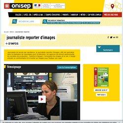 journaliste reporter