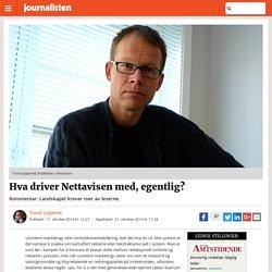 Journalisten.no - Nyheter og debatt om medier og journalistikk
