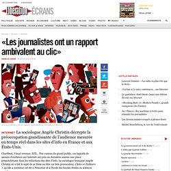 «Les journalistes ont un rapport ambivalent au clic»
