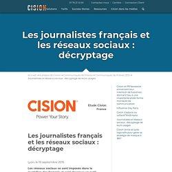 Journalistes et réseaux sociaux : décryptage de leurs usages