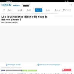 Les journalistes disent-ils tous la même chose ?