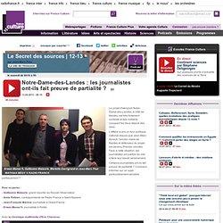 Notre-Dame-des-Landes : les journalistes ont-ils fait preuve de partialité ?
