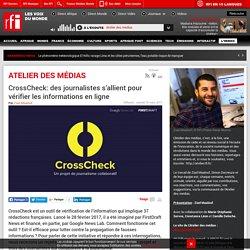 CrossCheck: des journalistes s'allient pour vérifier les informations en ligne