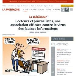 Lecteurs et journalistes, une association efficace contre le virus des fausses informations - Aurillac (15000)