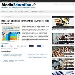 Réseaux sociaux : comment les journalistes les utilisent-ils ?