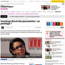 Avantage fiscal des journalistes : un privilège ?