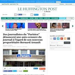 """Des journalistes du """"Parisien"""" dénoncent une auto-censure du journal à l'égard de son nouveau proporiétaire Bernard Arnault"""