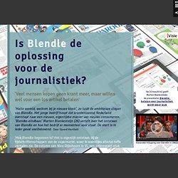 """Blendle, """"la"""" solution pour le journalisme?"""