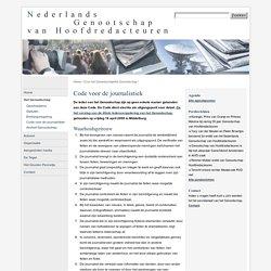 Nederlands Genootschap van Hoofdredacteuren