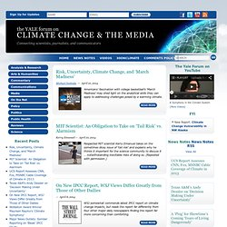 The Yale Forum on Climate Change & The Media | Connecting scientists, journalists, and communicators