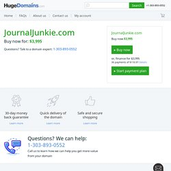 Journal Junkie :: Audio Journals, MP3 and Podcasts for Doctors,