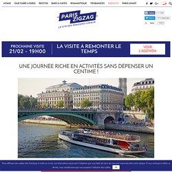 Une journée riche en activités sans dépenser un centime à Paris