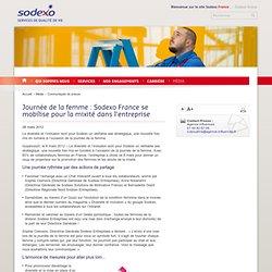 Journee Femme - Communiqués de presse 2012 - Sodexo.fr