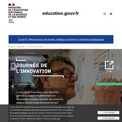 Journée de l'innovation