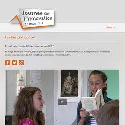 Journée de l'innovation 2014-Un collège autrement