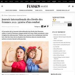 Journée internationale des Droits des Femmes2021: genèse d'un combat