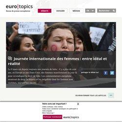 Journée internationale des femmes : entre idéal et réalité