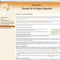 Journée de la langue française