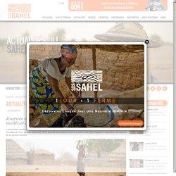 Journée mondiale de l'eau : SOS SAHEL lutte pour un meilleur accès à l'eau au Sahel