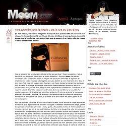 Une journée sous le Niqab : de la rue au Sex-Shop