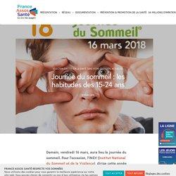 Journée du sommeil : les habitudes des 15-24 ans - France Assos Santé