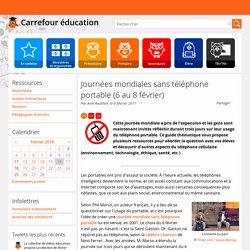 Journées mondiales sans téléphone portable (6 au 8 février)