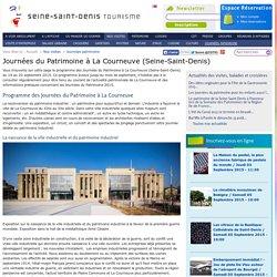Journées du Patrimoine à La Courneuve (Seine-Saint-Denis)