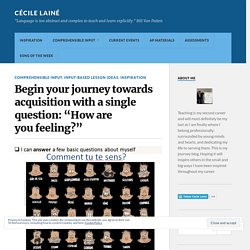 """Begin your journey towards acquisition with a single question: """"How are you f..."""