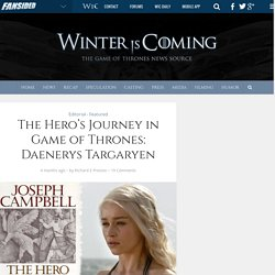 The Hero's Journey in Game of Thrones: Daenerys Targaryen