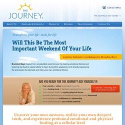 Journey Intensive Seminar