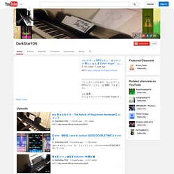 DarkStar1O9- Youtube Piano