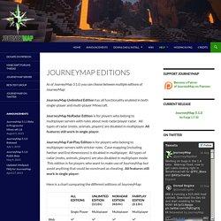 JourneyMap for Minecraft