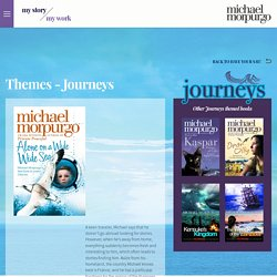 Journeys – Michael Morpurgo
