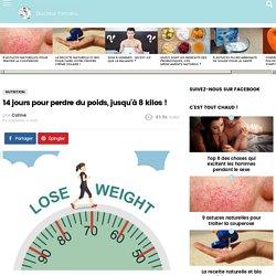 14 jours pour perdre du poids, jusqu'à 8 kilos ! - Docteur Tamalou
